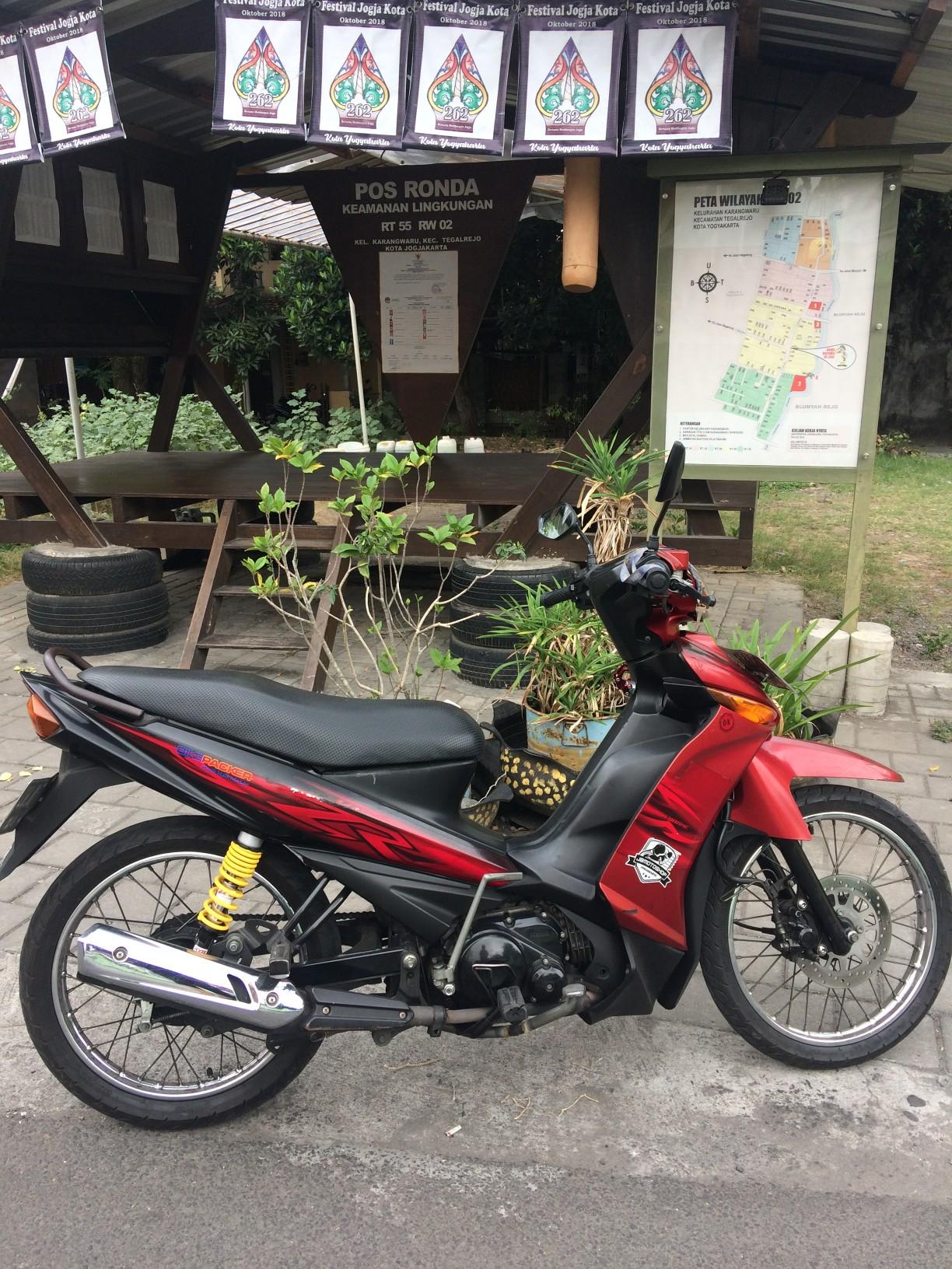 Nambah kuda besi baru, Yamaha Vega ZR